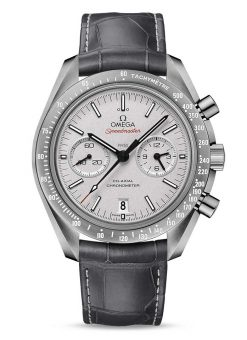 """Omega Speedmaster Moonwatch Co-Axial """"Grey Side of the Moon"""" Ceramic Men`s Watch 311.93.44.51.99.001"""