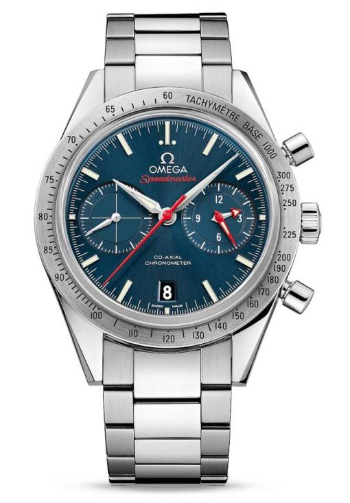 Omega Speedmaster '57 Co-Axial Chronograph Stainless Steel Men's Watch, 331.10.42.51.03.001