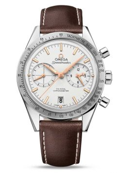 Omega Speedmaster '57 Co-Axial Chronograph Stainless Steel Men's Watch 331.12.42.51.02.002