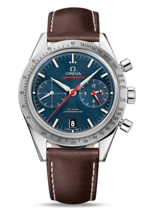 Omega Speedmaster '57 Co-Axial Chronograph Stainless Steel Men's Watch, 331.12.42.51.03.001