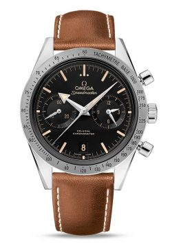 Omega Speedmaster '57 Co-Axial Chronograph Stainless Steel Men's Watch 331.12.42.51.01.002