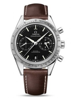 Omega Speedmaster '57 Co-Axial Chronograph Stainless Steel Men's Watch 331.12.42.51.01.001
