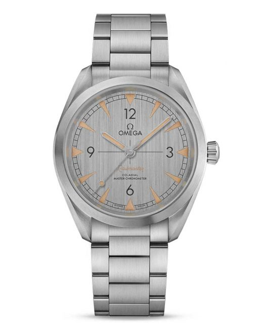 Omega Seamaster Railmaster Co-Axial Master Stainless Steel Men`s Watch, 220.10.40.20.06.001