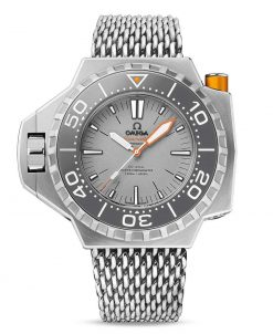 Omega Seamaster Ploprof Co-Axial Master Titanium Men`s Watch 227.90.55.21.99.001