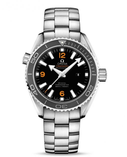 Omega Seamaster Planet Ocean Co-Axial Stainless Steel Men's Watch, 232.30.38.20.01.002