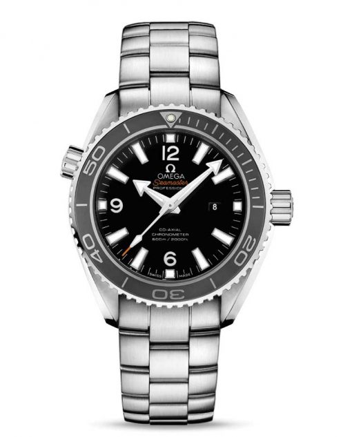 Omega Seamaster Planet Ocean Co-Axial Stainless Steel Men's Watch, 232.30.38.20.01.001