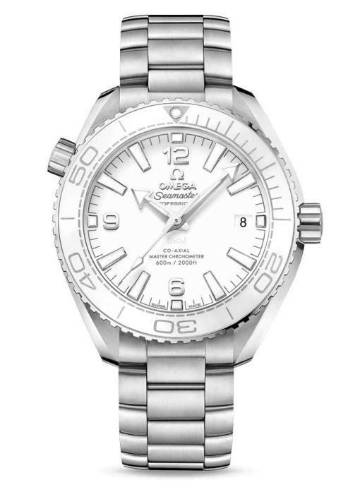 Omega Seamaster Planet Ocean Co-Axial Master Stainless Steel Unisex Watch, 215.30.40.20.04.001