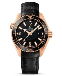 Omega Seamaster Planet Ocean Co-Axial 18K Red Gold Men's Watch 232.63.38.20.01.001