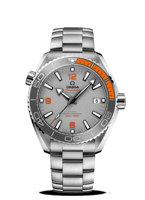 Omega Seamaster Planet Ocean 600M Co-Axial Master Titanium Men's Watch, 215.90.44.21.99.001