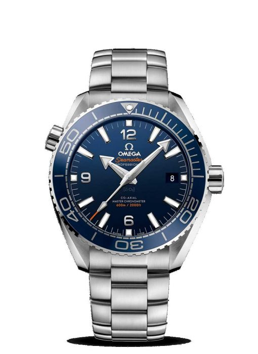 Omega Seamaster Planet Ocean 600M Co-Axial Master Stainless Steel Men's Watch, 215.30.44.21.03.001