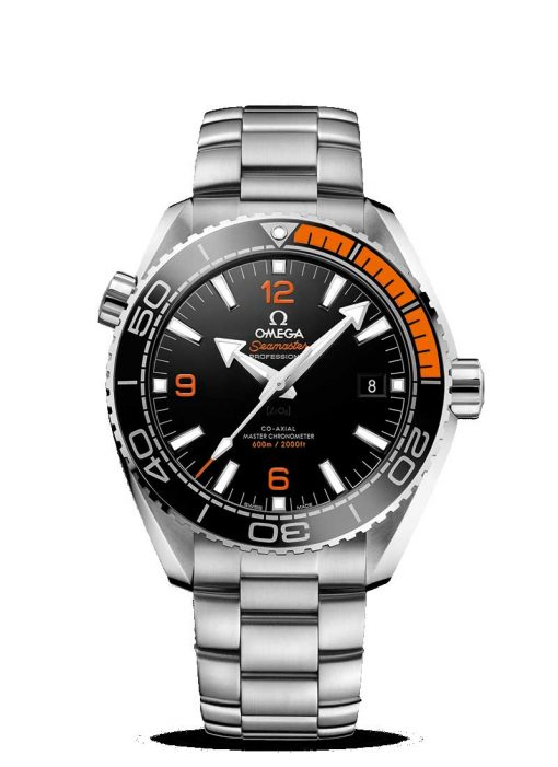Omega Seamaster Planet Ocean 600M Co-Axial Master Stainless Steel Men's Watch, 215.30.44.21.01.002