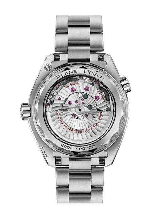 Omega Seamaster Planet Ocean 600M Co-Axial Master Stainless Steel Men's Watch, 215.30.44.21.01.002 2