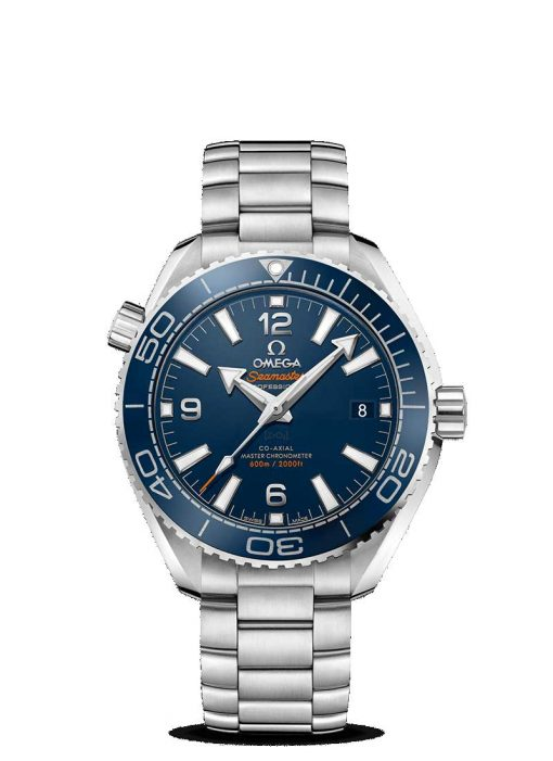 Omega Seamaster Planet Ocean 600M Co-Axial Master Stainless Steel Men's Watch, 215.30.40.20.03.001