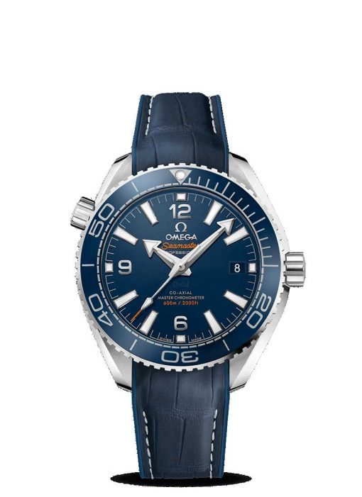 Omega Seamaster Planet Ocean 600M Co-Axial Master Stainless Steel Men's Watch, 215.33.40.20.03.001
