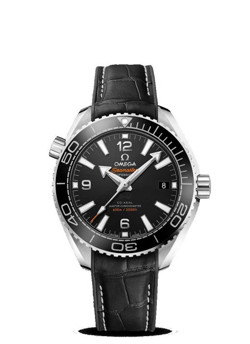 Omega Seamaster Planet Ocean 600M Co-Axial Master Stainless Steel Men's Watch, 215.33.40.20.01.001