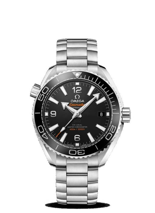 Omega Seamaster Planet Ocean 600M Co-Axial Master Stainless Steel Men's Watch, 215.30.40.20.01.001