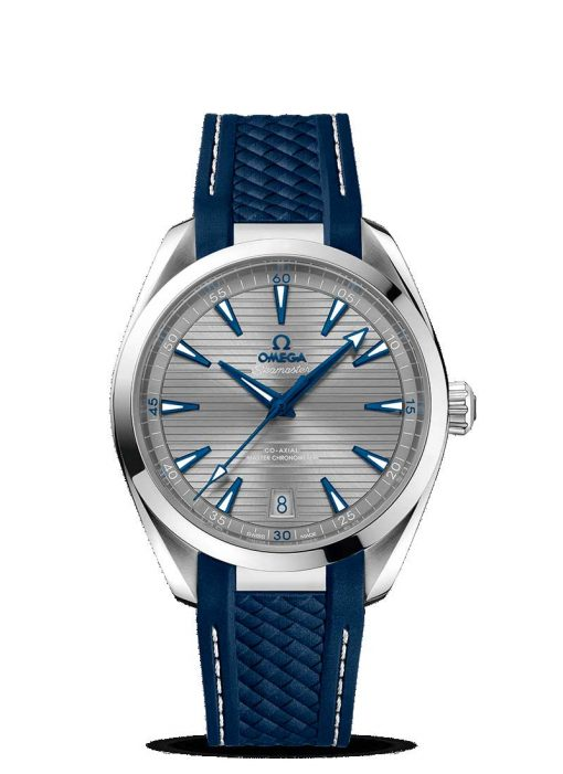 Omega Seamaster Aqua Terra Co-Axial Master Stainless Steel Men's Watch, 220.12.41.21.06.001
