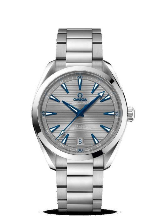 Omega Seamaster Aqua Terra Co-Axial Master Stainless Steel Men's Watch, 220.10.41.21.06.001