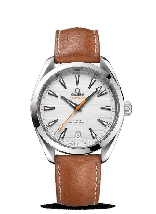 Omega Seamaster Aqua Terra Co-Axial Master Stainless Steel Men's Watch, 220.12.41.21.02.001