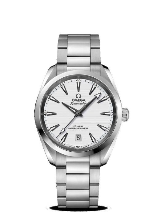 Omega Seamaster Aqua Terra Co-Axial Master Stainless Steel Men's Watch, 220.10.38.20.02.001
