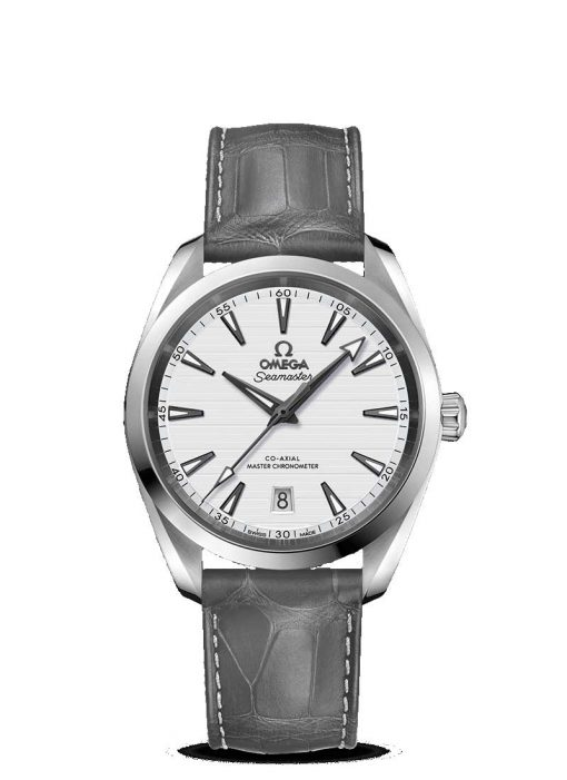 Omega Seamaster Aqua Terra Co-Axial Master Stainless Steel Men's Watch, 220.13.38.20.02.001