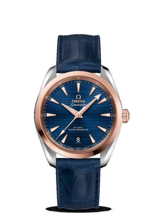 Omega Seamaster Aqua Terra Co-Axial Master Stainless Steel & 18K Sedna™ Gold Men's Watch, 220.23.38.20.03.001