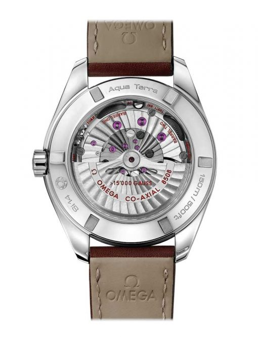 Omega Seamaster Aqua Terra Co-Axial Master 15,000 Gauss Edition Stainless Steel Men`s Watch, 231.12.42.21.01.001 3