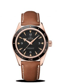 Omega Seamaster 300 Co-Axial Master 18K Sedna™ Gold Men's Watch 233.62.41.21.01.002