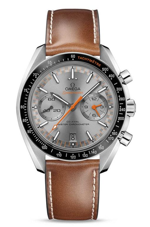 Omega Speedmaster Racing Co-Axial Master Stainless Steel Men's Watch, 329.32.44.51.06.001