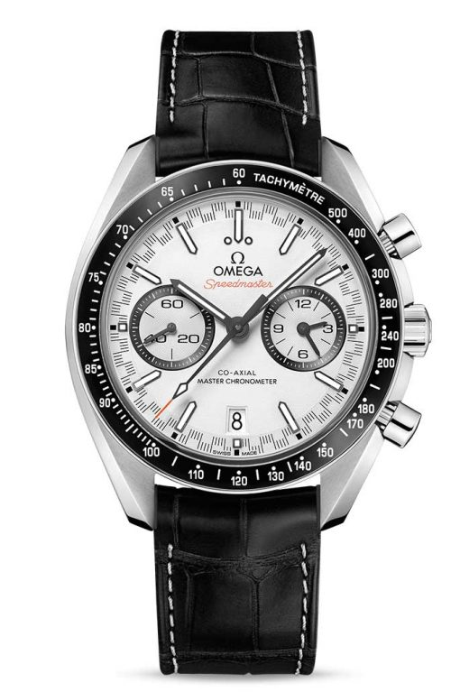 Omega Speedmaster Racing Co-Axial Master Stainless Steel Men's Watch, 329.33.44.51.04.001