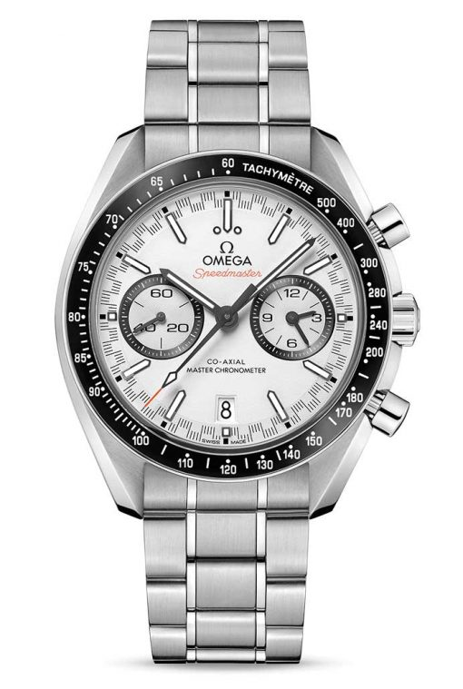 Omega Speedmaster Racing Co-Axial Master Stainless Steel Men's Watch, 329.30.44.51.04.001