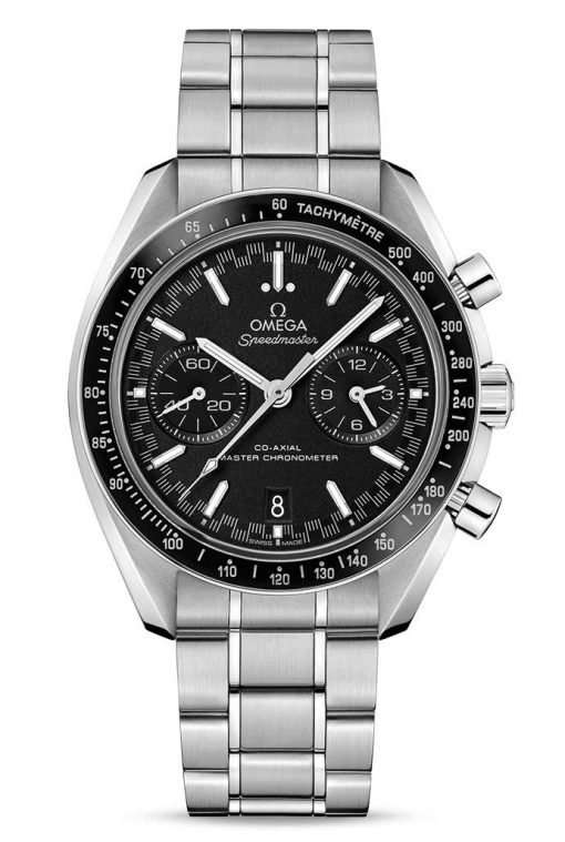 Omega Speedmaster Racing Co-Axial Master Stainless Steel Men's Watch, 329.30.44.51.01.001