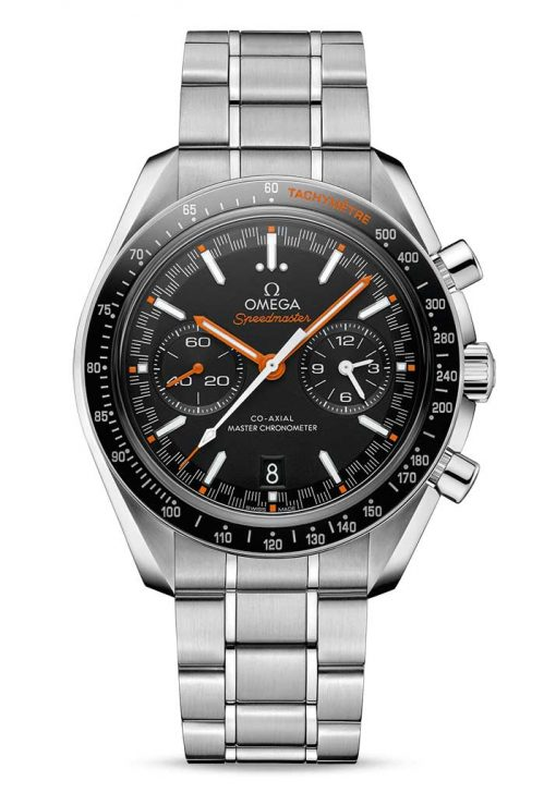 Omega Speedmaster Racing Co-Axial Master Stainless Steel Men's Watch, 329.30.44.51.01.002
