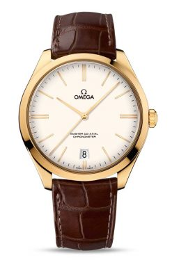 Omega De Vile Tresor Master Co-Axial Limited Edition 18K Yellow Gold Unisex Watch 432.53.40.21.09.001