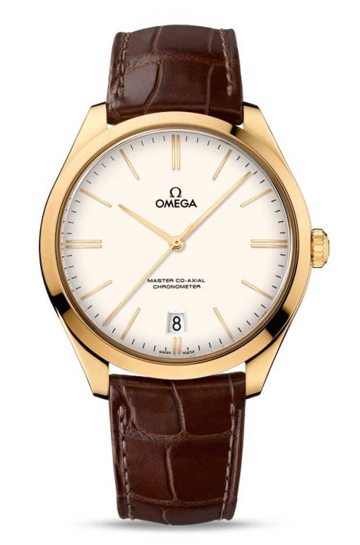 Omega De Vile Tresor Master Co-Axial Limited Edition 18K Yellow Gold Unisex Watch, 432.53.40.21.09.001