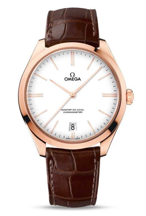 Omega De Vile Tresor Master Co-Axial Limited Edition 18K Sedna™ Gold Unisex Watch, 432.53.40.21.04.001