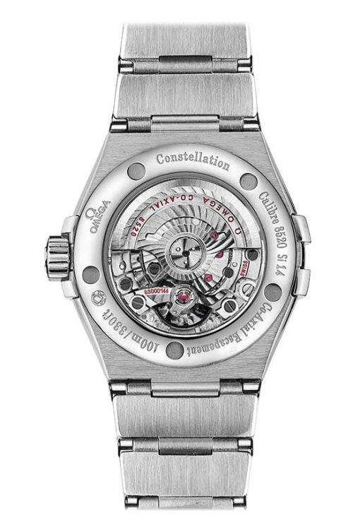 Omega Constellation Co-Axial Stainless Steel Ladies Watch, 123.10.31.20.01.001 3