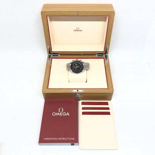 Omega Speedmaster Racing Co-Axial Master Stainless Steel Men's Watch, 329.30.44.51.01.002 5