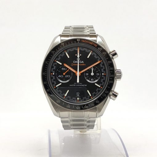Omega Speedmaster Racing Co-Axial Master Stainless Steel Men's Watch, 329.30.44.51.01.002 2