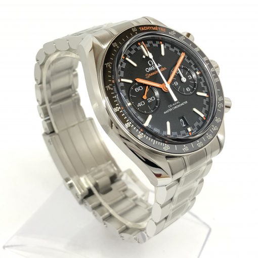 Omega Speedmaster Racing Co-Axial Master Stainless Steel Men's Watch, 329.30.44.51.01.002 4