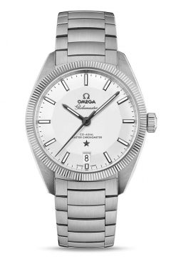 Omega Globemaster Co-Axial Master Stainless Steel Men's Watch 130.30.39.21.02.001