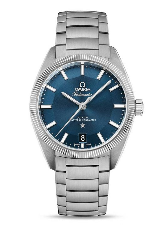 Omega Globemaster Co-Axial Master Stainless Steel Men's Watch, 130.30.39.21.03.001
