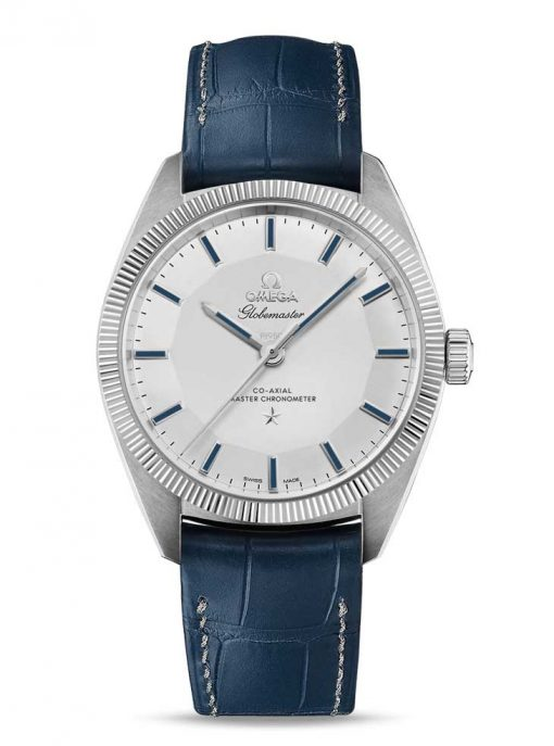 Omega Globemaster Co-Axial Master Limited Edition 950 Platinum Men's Watch, 130.93.39.21.99.001