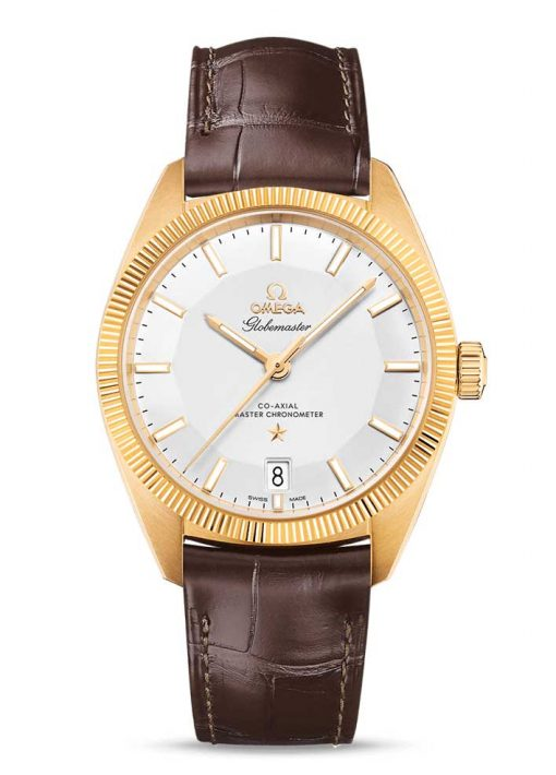 Omega Globemaster Co-Axial Master 18K Yellow Gold Men's Watch, 130.53.39.21.02.002 3