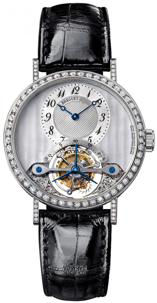 Brequet Classique Complications 3358 18K White Gold Ladies Watch, pre-owned 3358BB