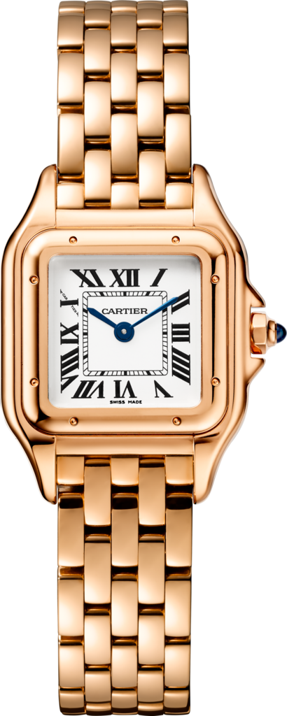 Cartier Panthère 18K Pink Gold Ladies Watch, WGPN0006