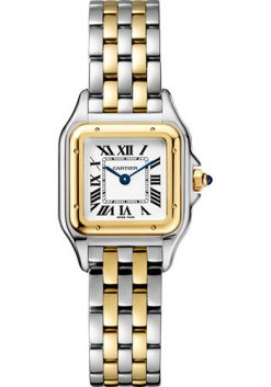 Cartier Panthère Stainless Steel Ladies Watch W2PN0006