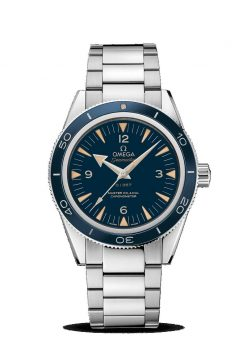 Omega Seamaster 300 Master Co-Axial 950 Platinum Men's Watch 233.90.41.21.03.002