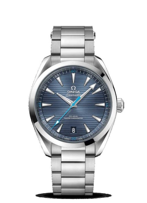 Omega Seamaster Aqua Terra Co-Axial Master Stainless Steel Men's Watch, 220.10.41.21.03.002