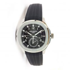 Patek Philippe Aquanaut Dual Time Stainless Steel Men's Watch 5164A-001
